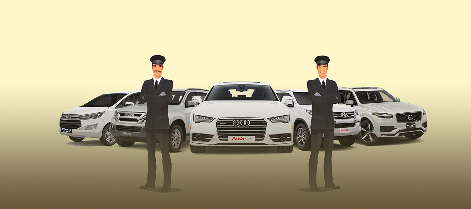 Professional Chauffeur Driven Car Rentals In Hyderabad Noori Travels